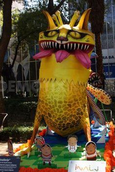 Alebrijes in Mexico City