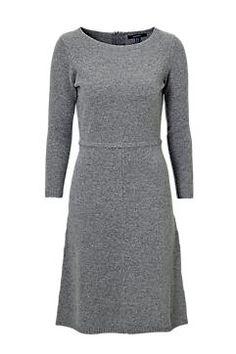 GANT grey wool dress