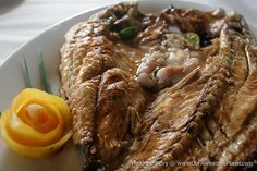 Best jack fish or red snapper recipe on pinterest for Jack fish recipe