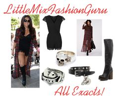 """Jesy on 11.6.15"" by littlemixfashionguru ❤ liked on Polyvore featuring River Island, Alexander McQueen, Missguided and Topshop"