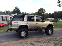 Pin by Michael Hathaway on Chevy Tahoe OBS 19952000  Pinterest