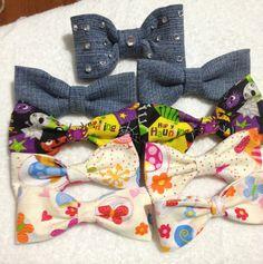 Fabric bows