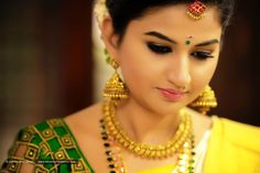 Kerala Bride, South Indian Bride, Indian Bridal, Kerala Wedding Photography, Bridal Photography, Wedding Looks, Bridal Looks, Bridal Beauty, Bridal Makeup