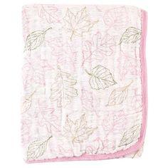 Touched by Nature Organic Muslin Stroller Blanket 2 layers : Target