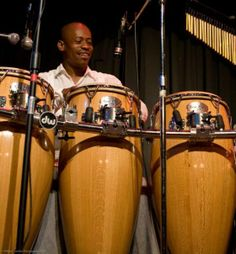 Sandy Perez, CongaDr Restoration 2009 Afro Cuban, Miles Davis, Place Names, Percussion, Drums, Music Instruments, Masters, Restoration, Island