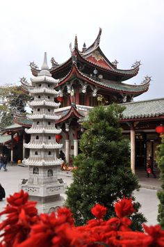 Nan Putuo Temple, Xiamen, China