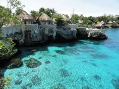 Negril, Jamaica...very cool place.