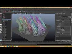 XGen (Autodesk Maya) - Part 08 - Modifiers - YouTube