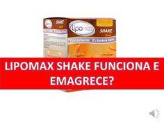 Lipomax shake, em ação com água, transforma-se em gel, que absorve gorduras presentes nos alimentos que ingerimos. A vitamina C potencializa os resultados.
