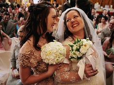 "… and their nuptials were the REAL wedding of the century. | 21 Reasons Why Dorota Was The Most Underrated Character On ""Gossip Girl"""