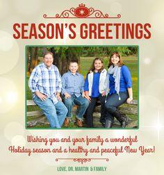 Happy Holidays from Anthony Martin Dentistry