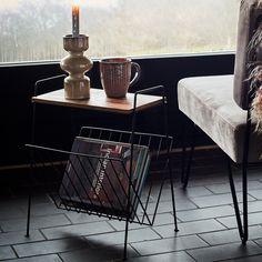 Madam Stoltz Tidningsställ Sidobord Country Style, Boho Chic, Koti, Interior, House, Inspiration, Furniture, Bedroom, Home Decor