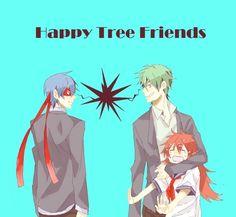 Happy Tree Friends | Flaky | Flippy | Splendid