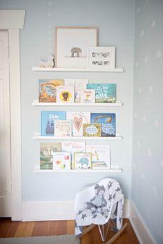 Nursery Book Corner