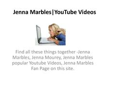 Jenna Marbles | Jenna Marbles YouTube Videoshttp://jennamarbles.org/