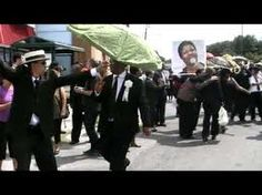 jazz funeral - Google Search