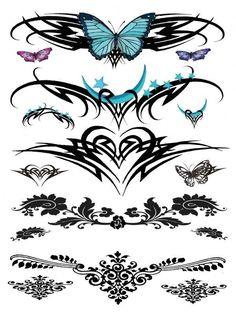 Тату на Пояснице для девушек | 63 фото женских татуировок | Значения и эскизы — Лучшая подборка!