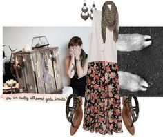 """""""Gypsy Market"""" by thesocialcellar ❤ liked on Polyvore"""