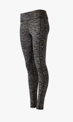 Marl EXP Core Seamed Compression Legging from EXPRESS