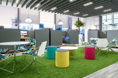 Perfecting the open-plan office - Frovi