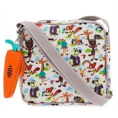 Zootopia Shoulder Bag. Available at the Disney Store.