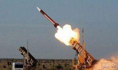 منظومة الباتريوت التابعة للتحالف العربي تعترض صاروخا باليستيا أطلقه المسلحون الحوثيون على مدينة مأرب شرقي اليمن.: منظومة الباتريوت التابعة…