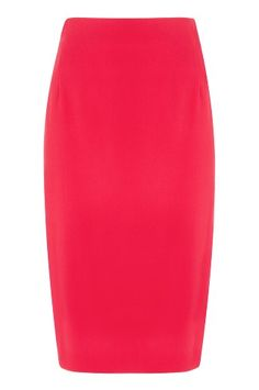 Shocking Pink Pencil Skirt, the truly timeless style.