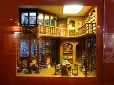 ByRominaPerez: Musee des Miniatures et Decors de Cinema: Lyon, France