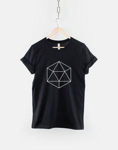 Geometric Shape Hexagon Polygon Hipster by ResilienceStreetwear