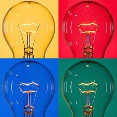 Warhol's Light Bulbs | Flickr - Photo Sharing!
