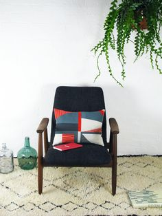 printed textile designer - Tamasyn Gambell - A responsive Shopify theme Soft Furnishings, Outdoor Decor, Cushions, Timeless Design, Outdoor Chairs, Upholstery, Furnishings, Prints, Textile Prints