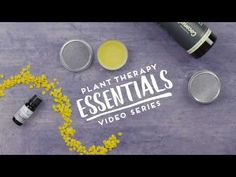 Essentials Video Series: Rapid Muscle & Joint Relief Salve from Plant Therapy Essential Oil Brands, 100 Pure Essential Oils, Plant Therapy Essential Oils, Doterra Oils, Beauty Spa, Pain Relief, Aromatherapy, Essentials, Muscle