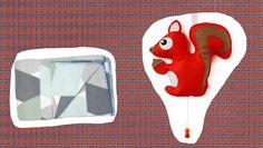 Bosdieren kinderkamer – korting bij 'Gewoon Leuk x 4′ | Maak het Vrolijk . nl