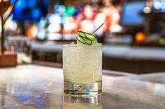Virgin Cucumber Gimlet