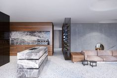 The Vienna Based Architectural Firm Destilat Designed a Modern House in Krems an der Donau, a Town in Austria