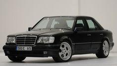 Brabus Mercedes-Benz 500E W124 6.5 V8