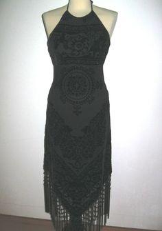 * * * UNGARO Abendkleid schwarz, Gr.I 38 * * *