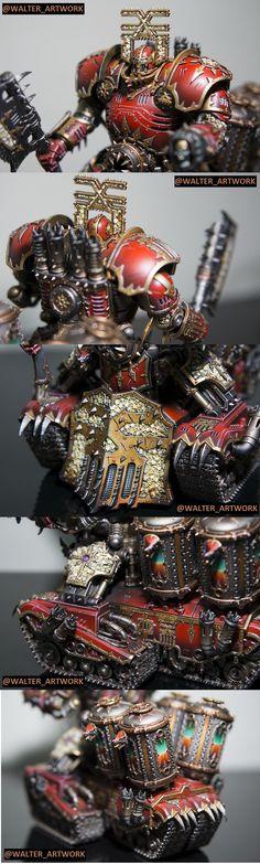 khorne lord of skulls - kruchevnikita