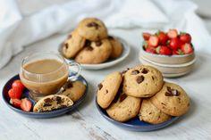 One-Bowl Soft Vegan Chocolate Chip Cookies