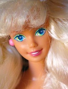 1992 Bath blast Barbie