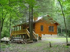 Cabin vacation rental in Murphy  **I think this would be perfect for a get away with the kids**