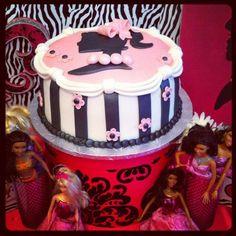 Barbie Birthday | CatchMyParty.com
