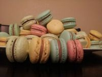 Easy French Macaron Recipe (Macaroons)   HowToCookThat : Cakes, Dessert & ChocolateHowToCookThat : Cakes, Dessert & Chocolate