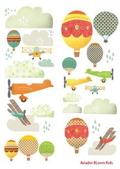 Bloom Kids Design for Kids Decoração e Acessórios para kids www.varaldetalentos.blogspot.com
