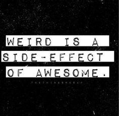 I'm both