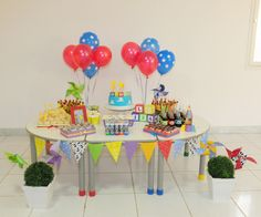 Toy Story School Party