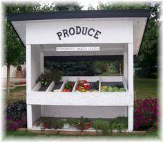 25 Best Roadside Stands Images Produce Stand Vegetable