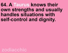 True. But we are a bundle of nerves on the inside, most of the time. - Zodiac Facts