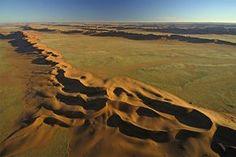 Planet Namibia, c'è vita nel deserto