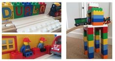 Build Lego into your wooden railways with Dreamup Toys platform